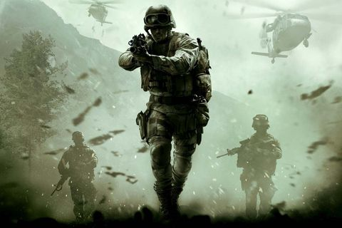 "'Call of Duty 4: Modern Warfare' Officially Getting a ""Soft Reboot"" in 2019"