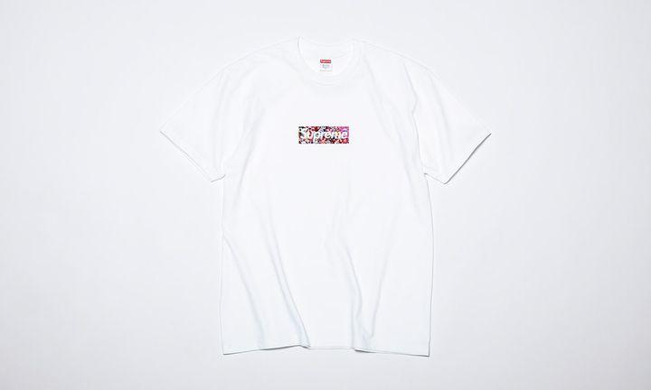 Supreme x Takashi Murakami T-shirt