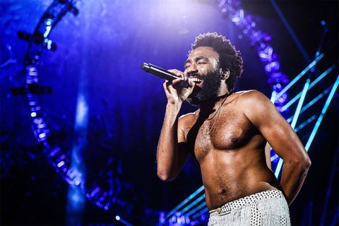 Childish Gambino Just Dropped an Unreleased Song Via His New AR App