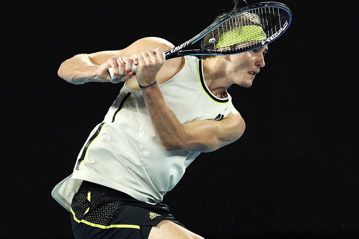 What on Earth Is Going on With This Year's Australian Open Fits?