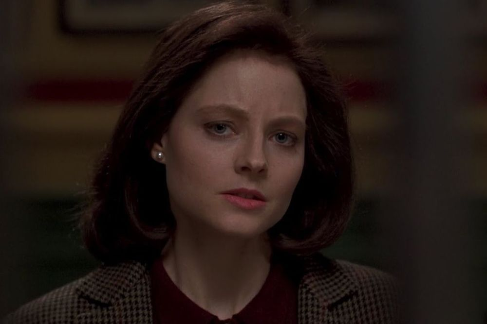 Jodie Foster Clarice Starling Silence of the Lambs