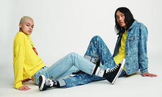 Levi's & 'Peanuts' Team Up for Another Graphic-Heavy Collection