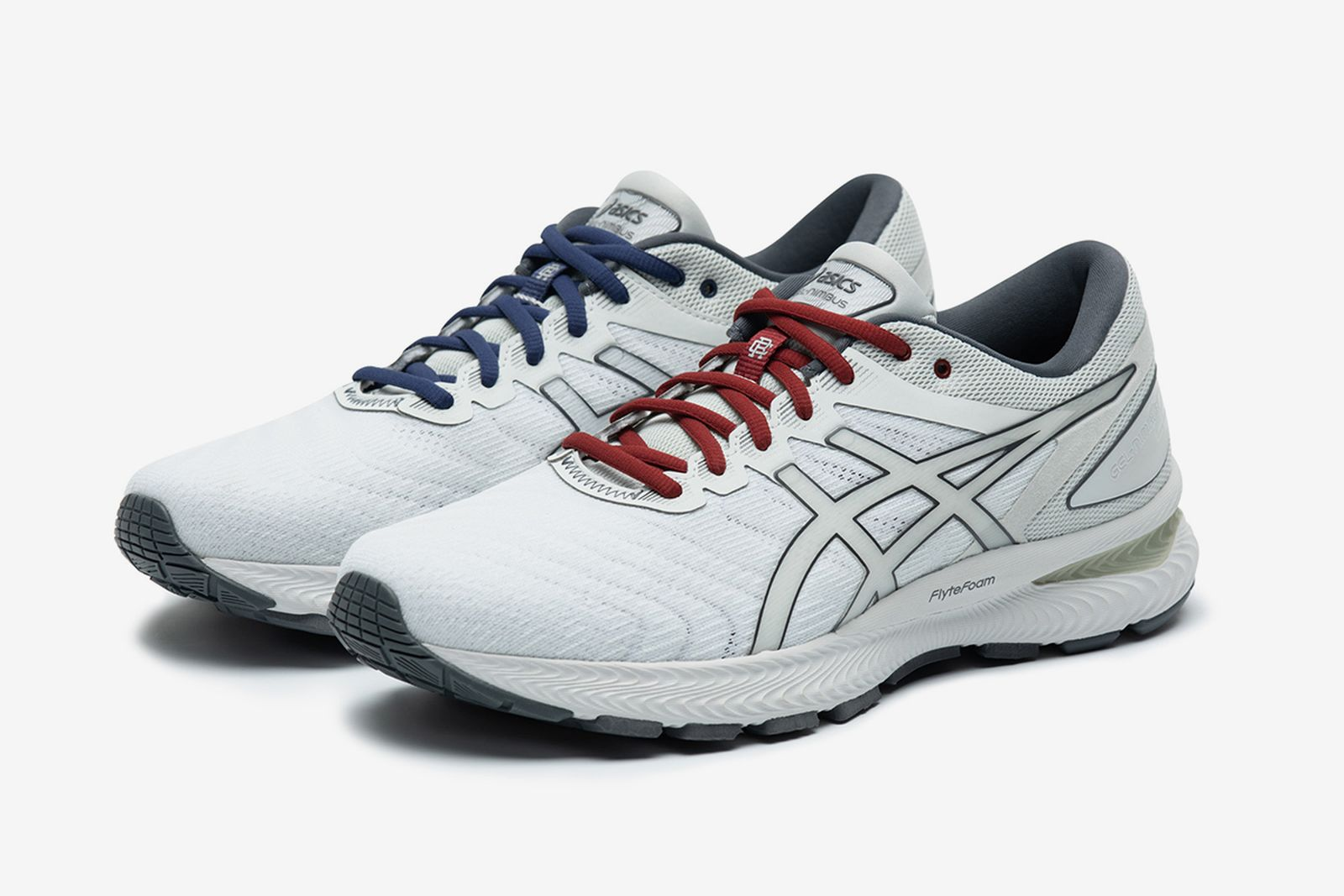 fascismo documental Recuento  Reigning Champ x ASICS GEL-Nimbus 22: Where to Buy This Week