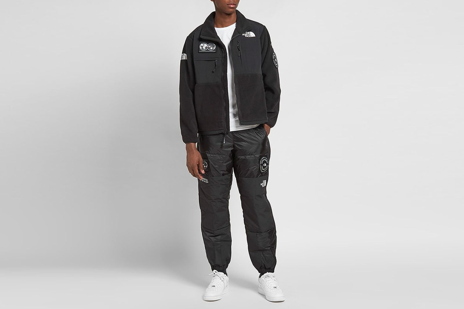gore tex pieces main Converse New Balance The North Face