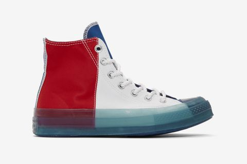 027cb2ba5d3ab1 These New Converse Chuck 70s Feature OFF-WHITE-Style Translucent Soles