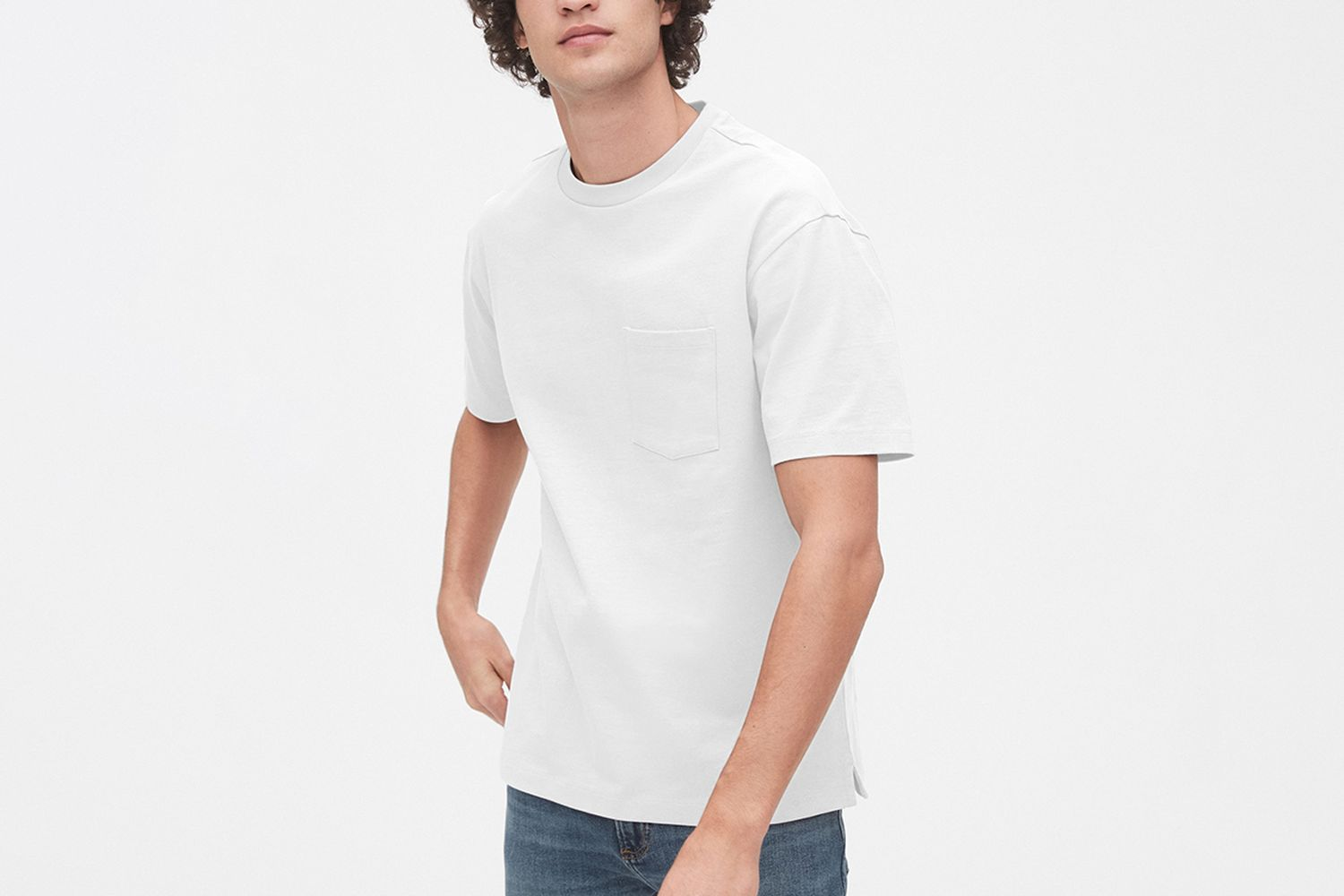 Easy Heavyweight Pocket T-Shirt