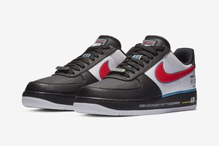 low priced 39004 78823 Nike Supercharges the Air Force 1 With Racing Decals