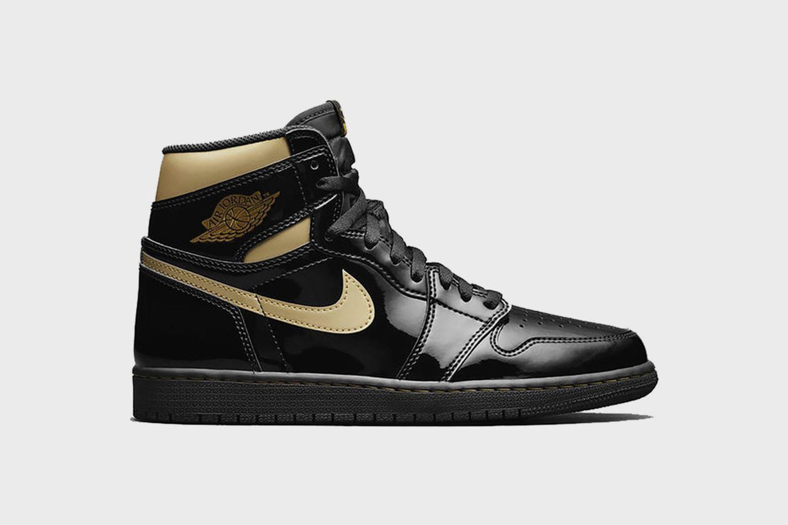 Nike Air Jordan 1 Black Gold: Where to Buy Now