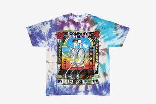 Online Ceramics Drops Tie-Dye Dead & Company Summer Tour T