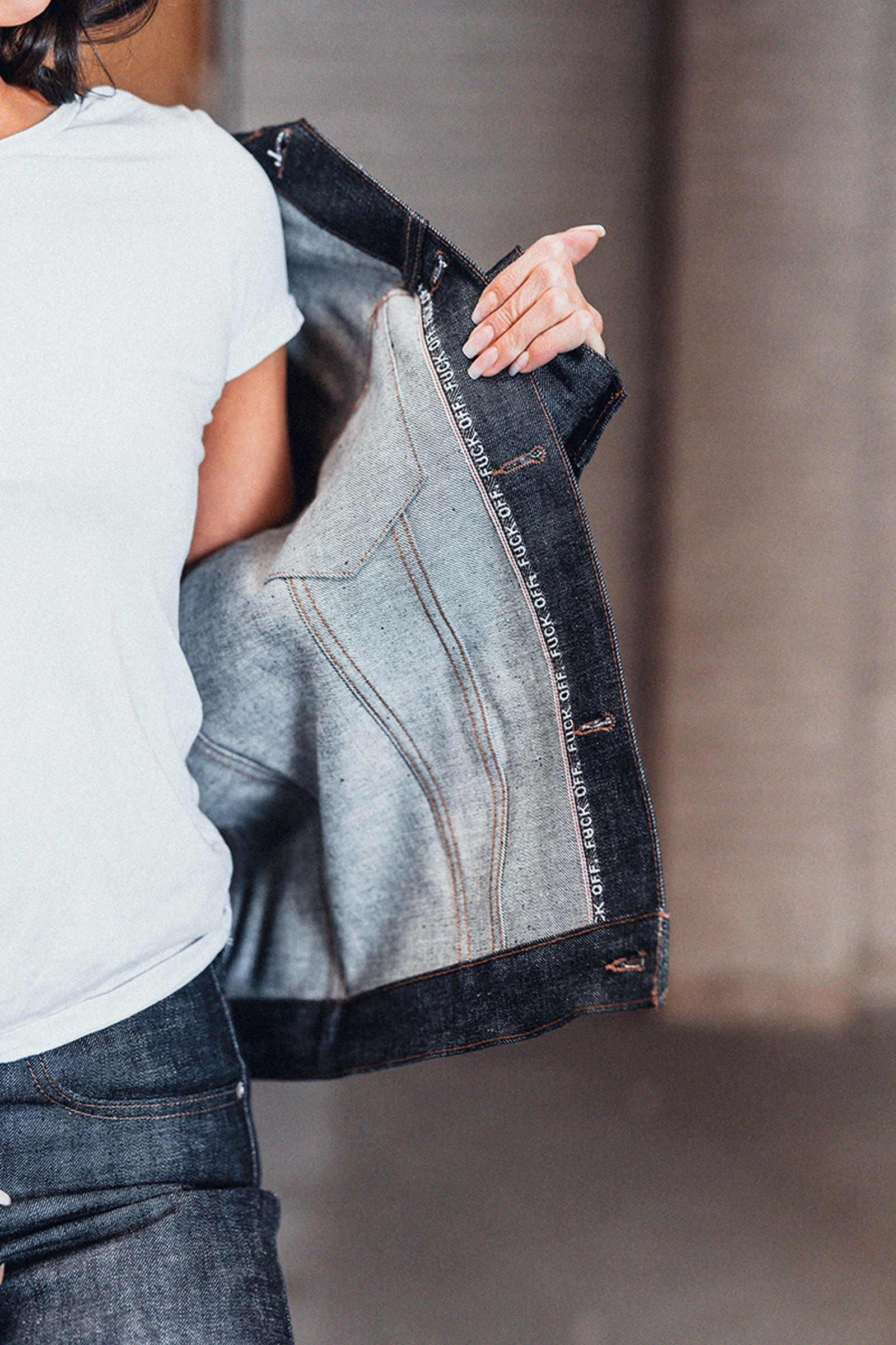 raised by wolves naked and famous denim