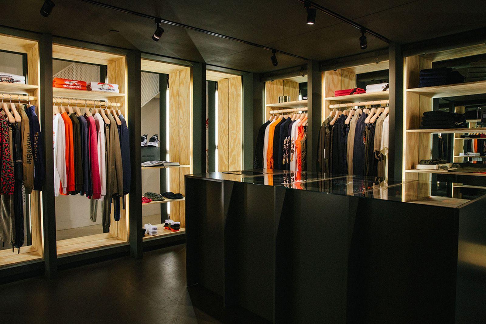 maharishi nyc store