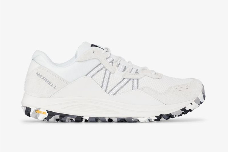 Long Sky Mesh Sneakers