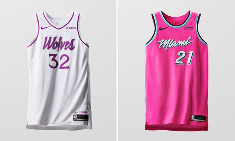 los angeles d8f42 2794e Nike NBA Earned Edition Uniforms: Shop it Here