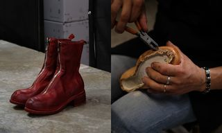 The Philosophy and the Process: How Guidi Makes Its Shoes