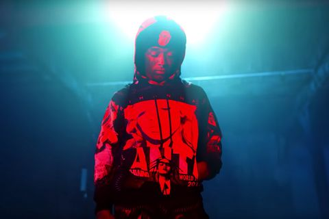 Lil Uzi Vert celebrates the New Year with 'Futsal Shuffle 2020' video