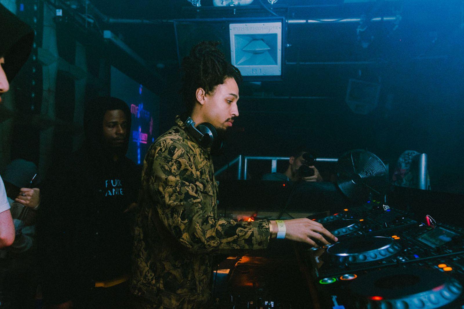 Mantra x High Snob london soundsystem