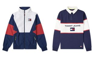 Tommy Jeans Just Dropped Even More '90s-Inspired Bangers