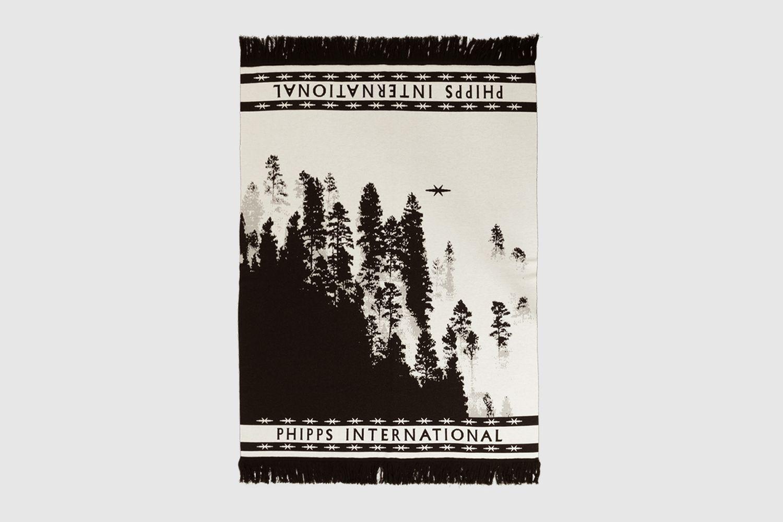 Treescape Blanket