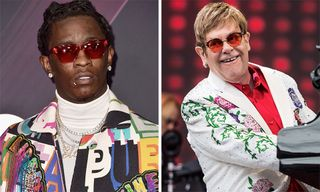 "Listen to Young Thug's Remix of Elton John's ""Rocket Man"""