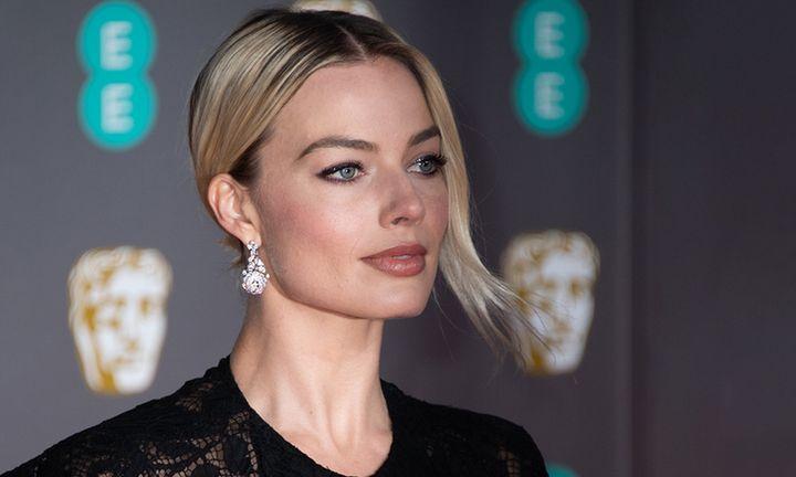 : Margot Robbie attends the EE British Academy Film Awards