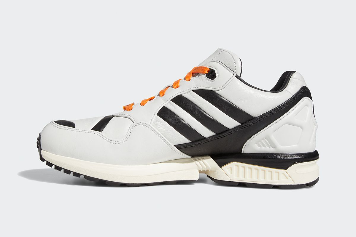 The Juventus ZX 6000 Sets the Bar for Football Sneaker Collaborations 8