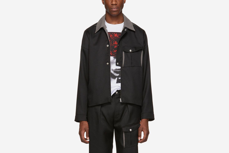 Kafka Zip Blouson Jacket