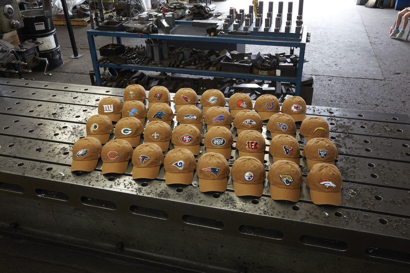 carhartt 47 nfl headwear '47