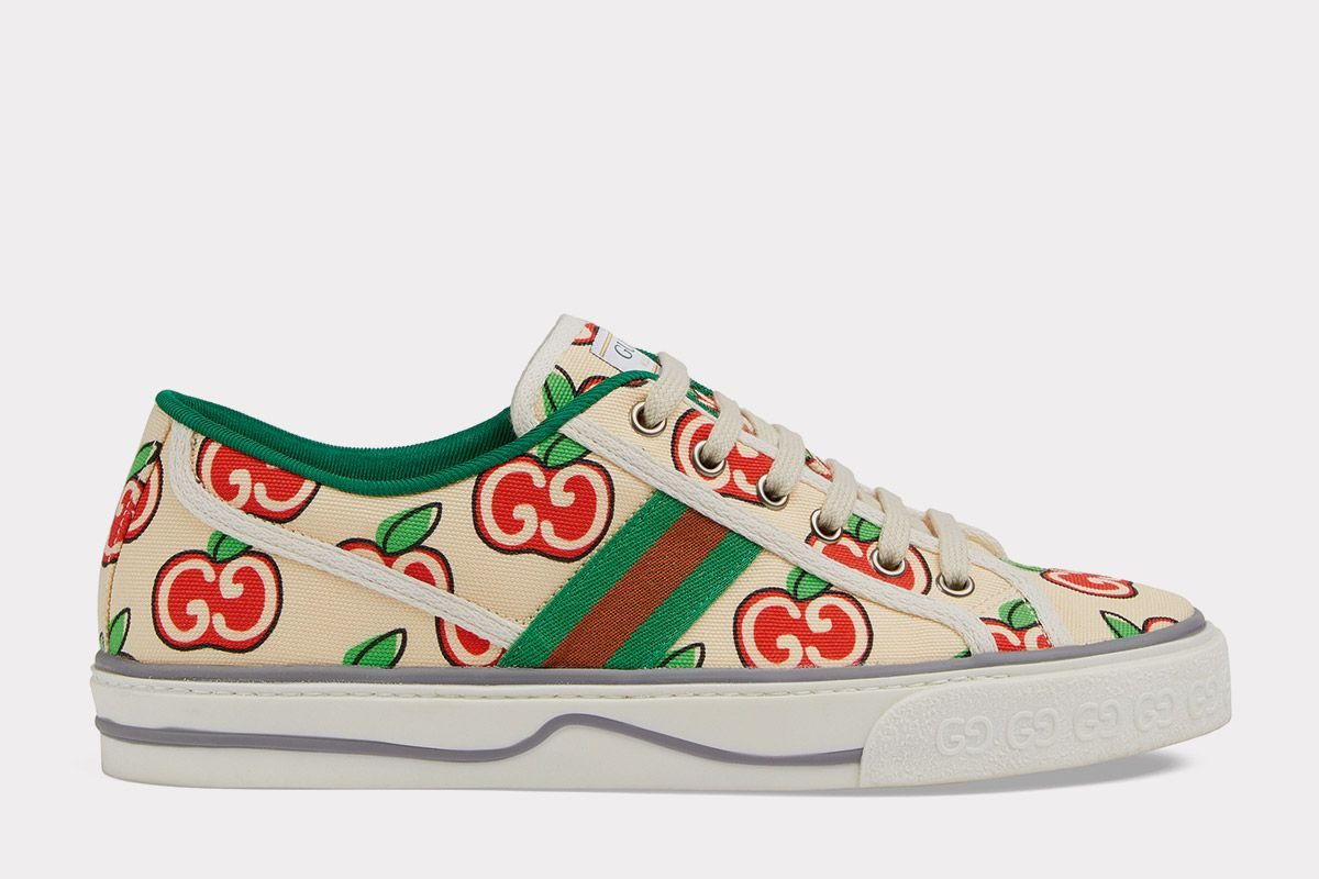 Gucci's Newest Sneaker Is Releasing in Miami for Art Basel 2