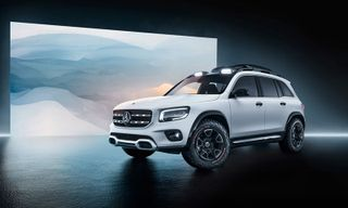 Mercedes-Benz Debuts Spacious Seven-Seater Compact SUV
