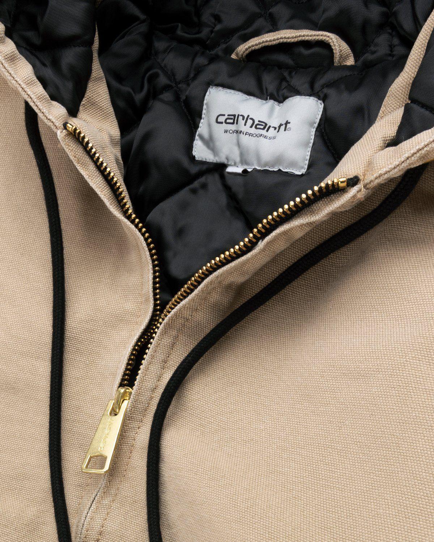 Carhartt WIP – OG Active Jacket Brown - Image 3