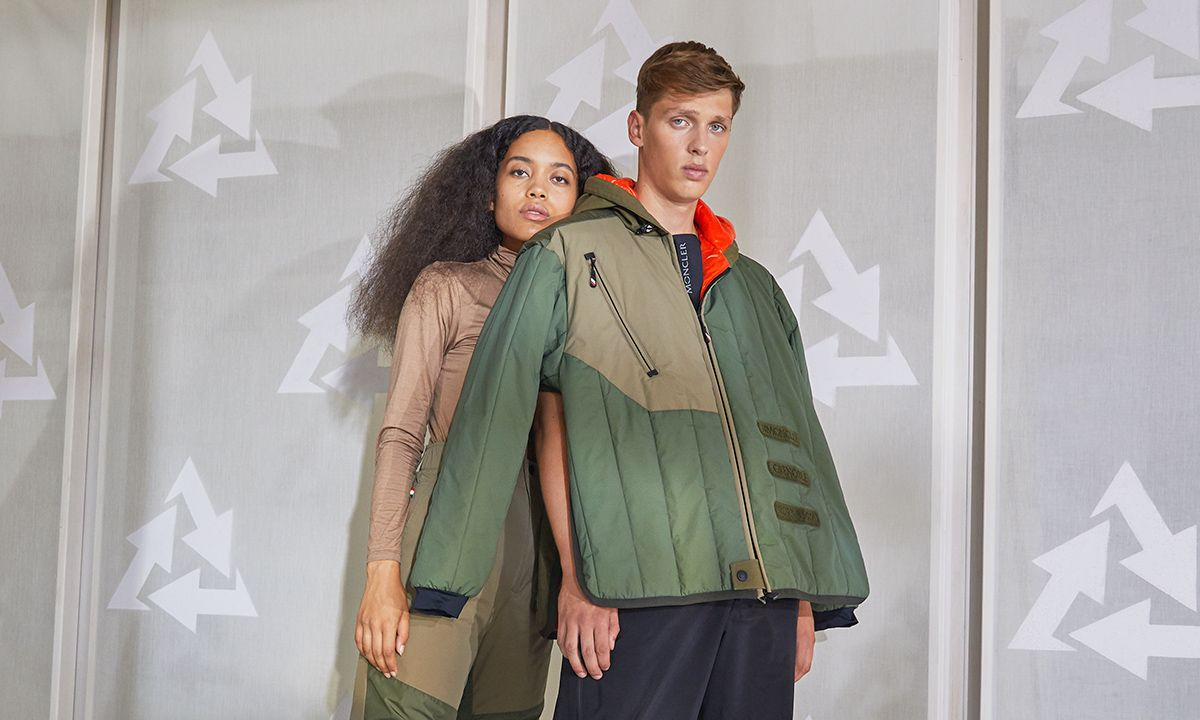 Moncler Grenoble Recycled Presented by Highsnobiety