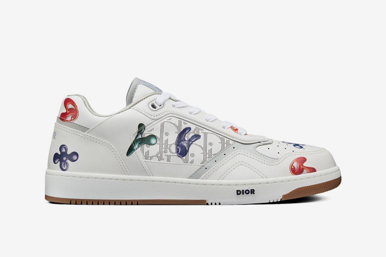 Kenny Scharf B27 Low-Top Sneaker