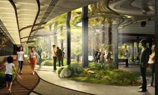 Watch NYC Developers Convert a Historic Underground Terminal Into a Public Park