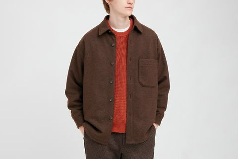 Over Shirt Jacket