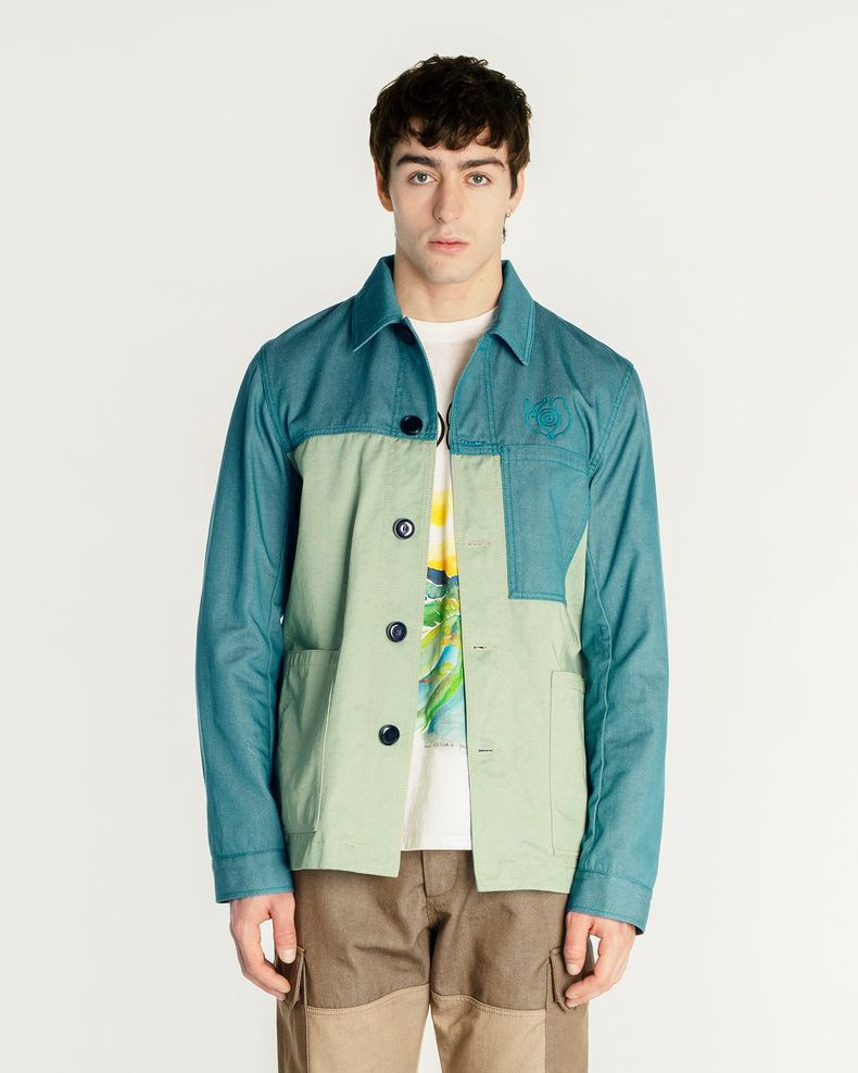 Eye/Loewe/Nature — Workwear Jacket