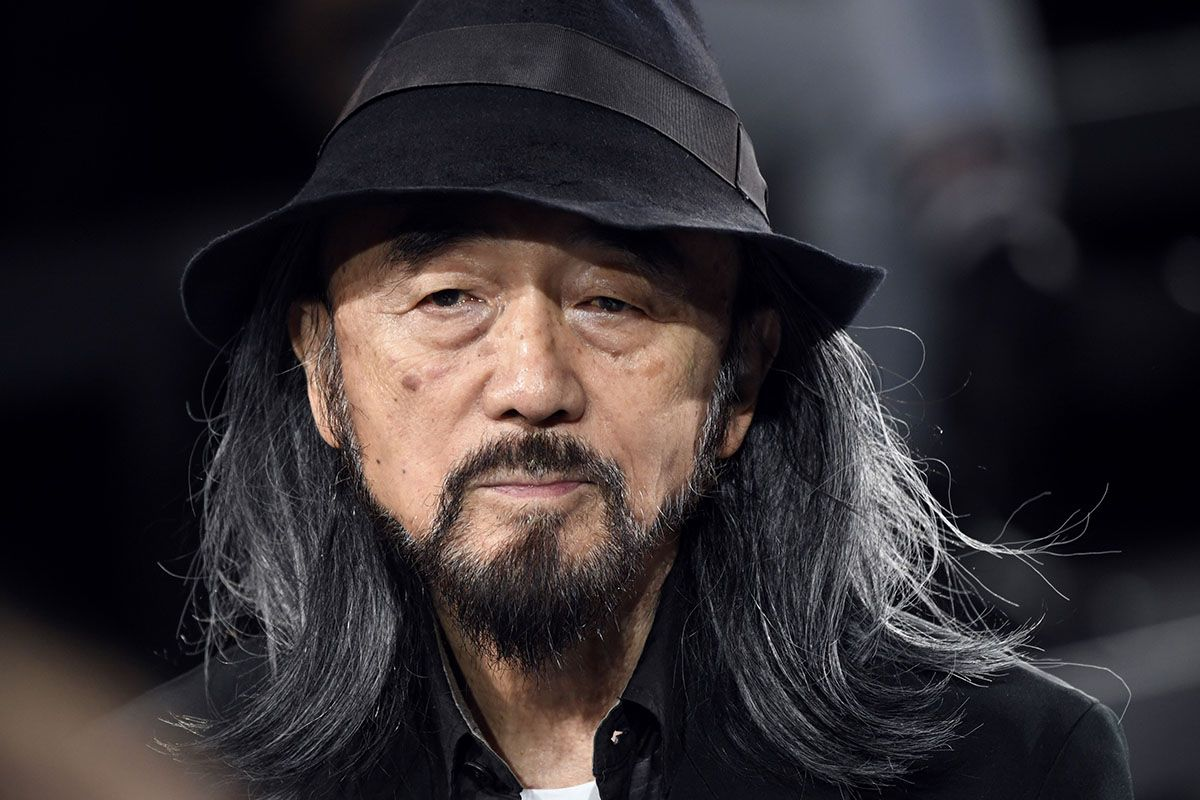 Yohji Yamamoto hat