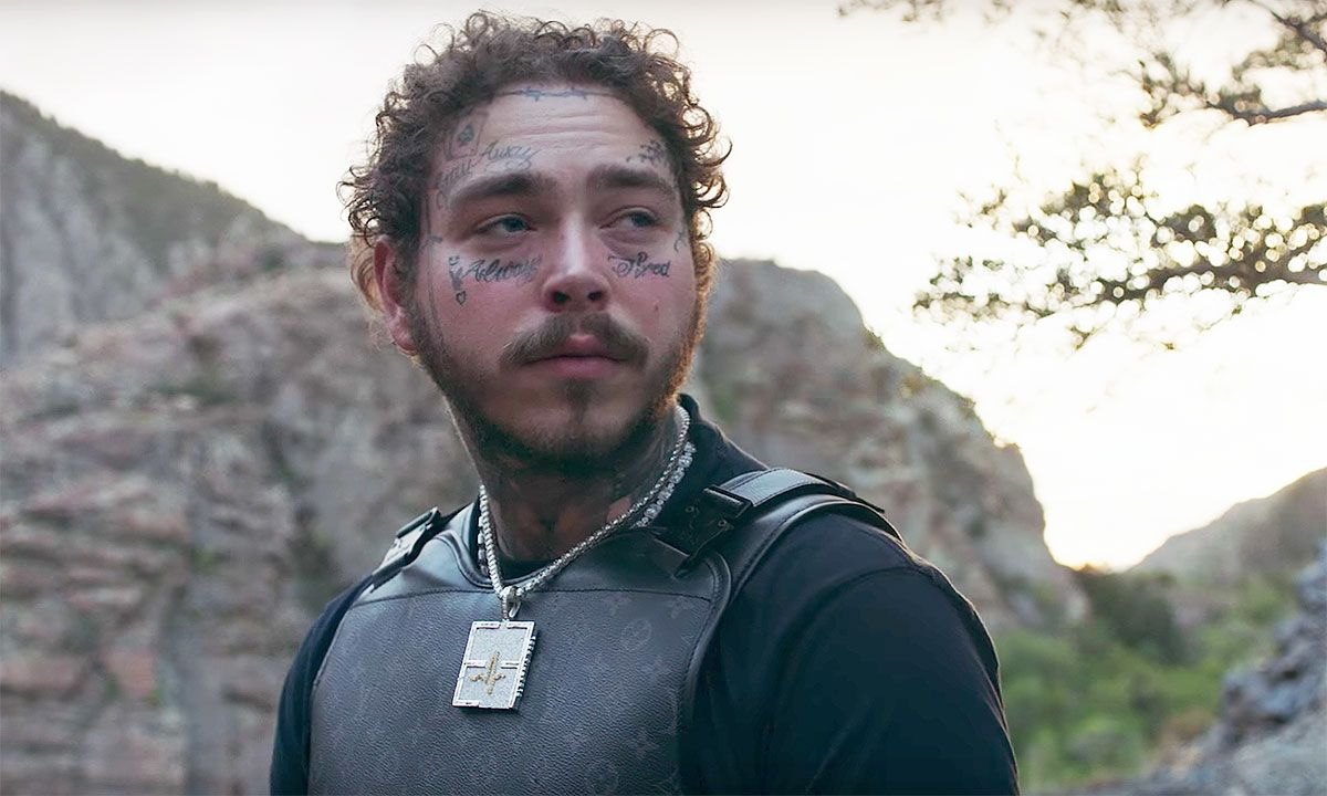 """Post Malone S Knuckles: Post Malone Just Dropped New """"Saint-Tropez"""" Visuals"""
