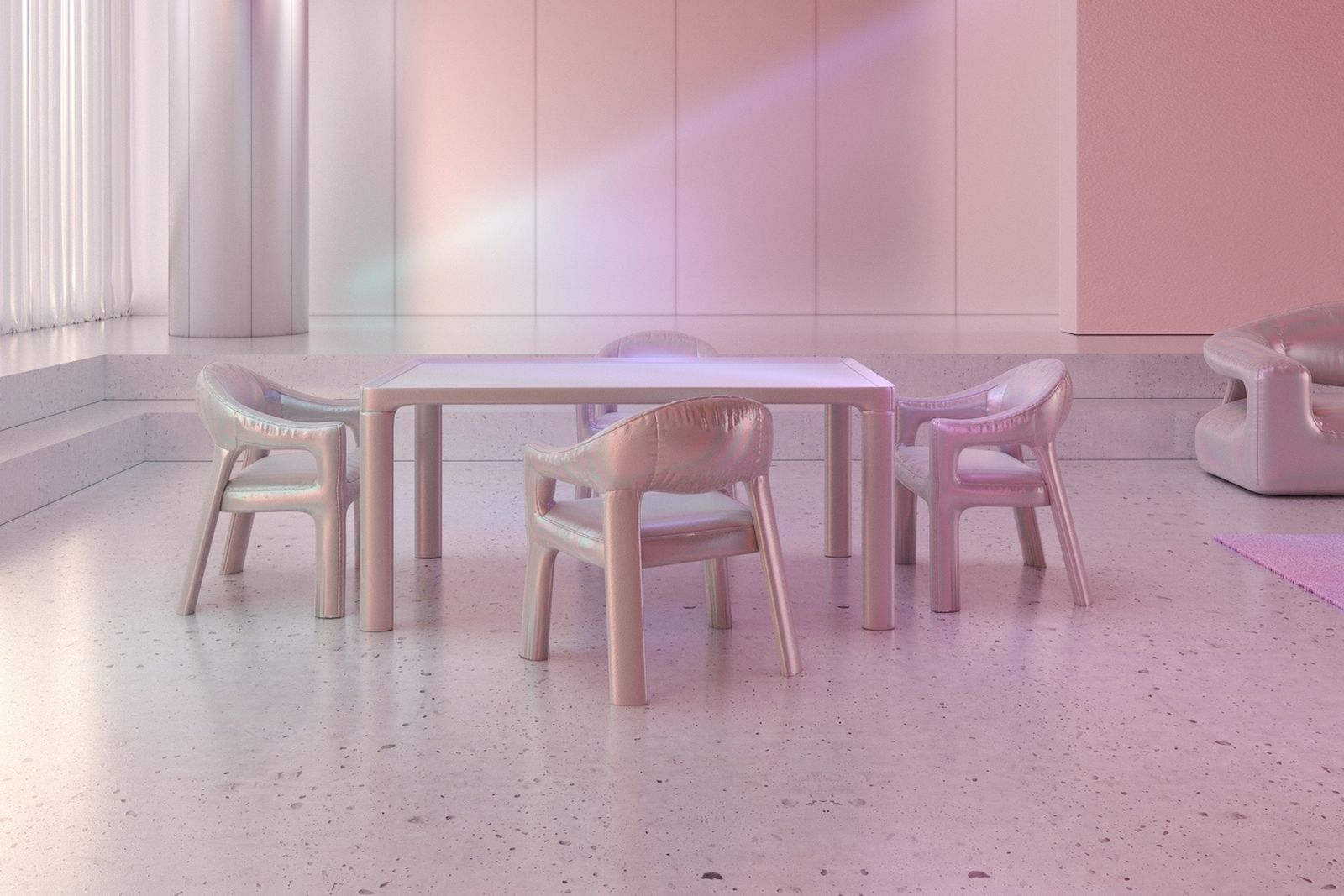 holo scandinavian furniture collection Artur de Menezes Six N. Five