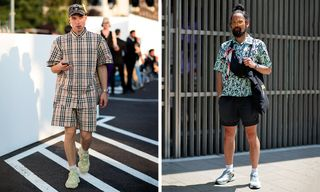 Bold Shirts Dominated Street Style at Milan Fashion Week & You Can Buy Them Now