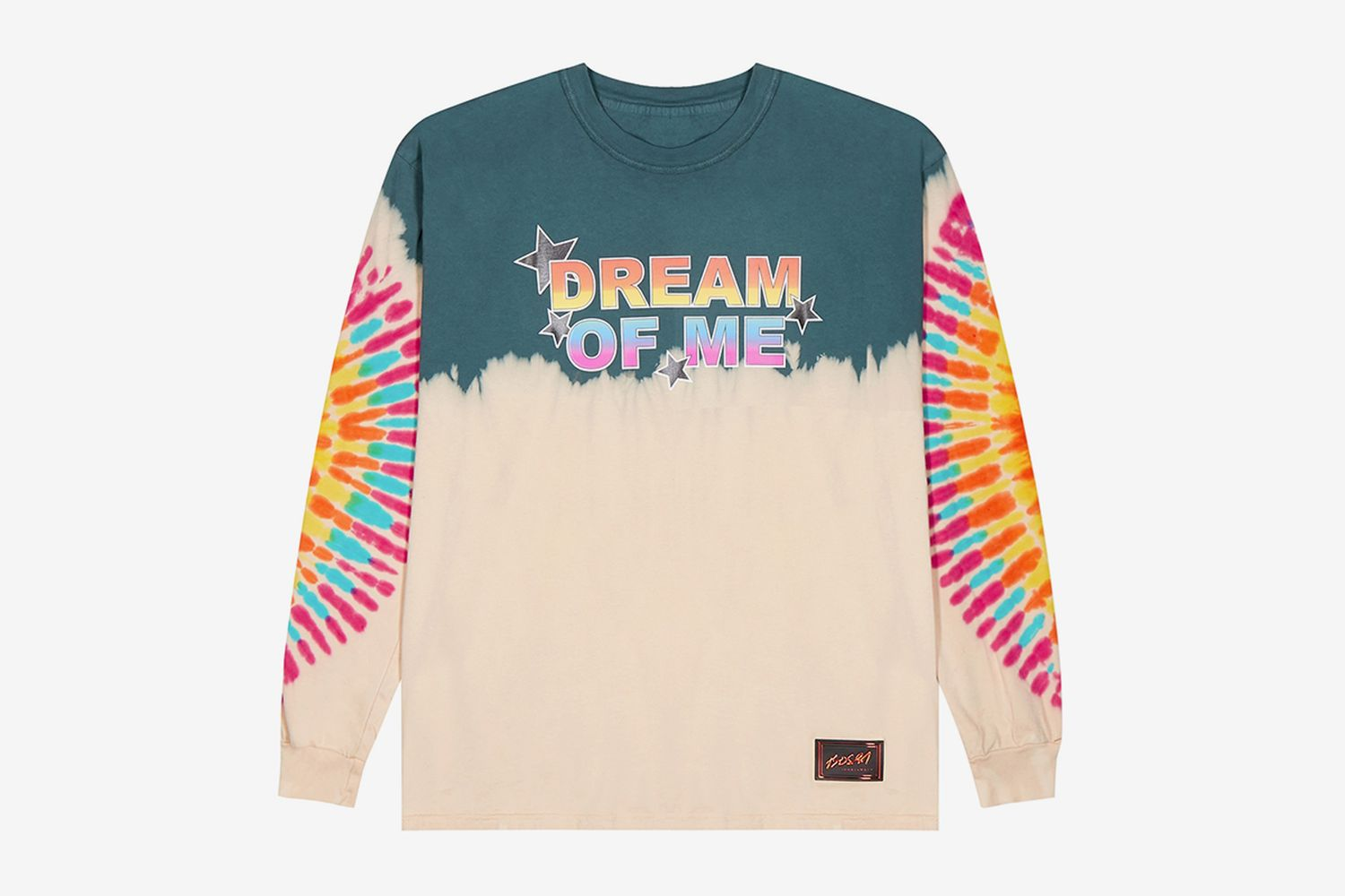 Dream Of Me Printed Cotton Top