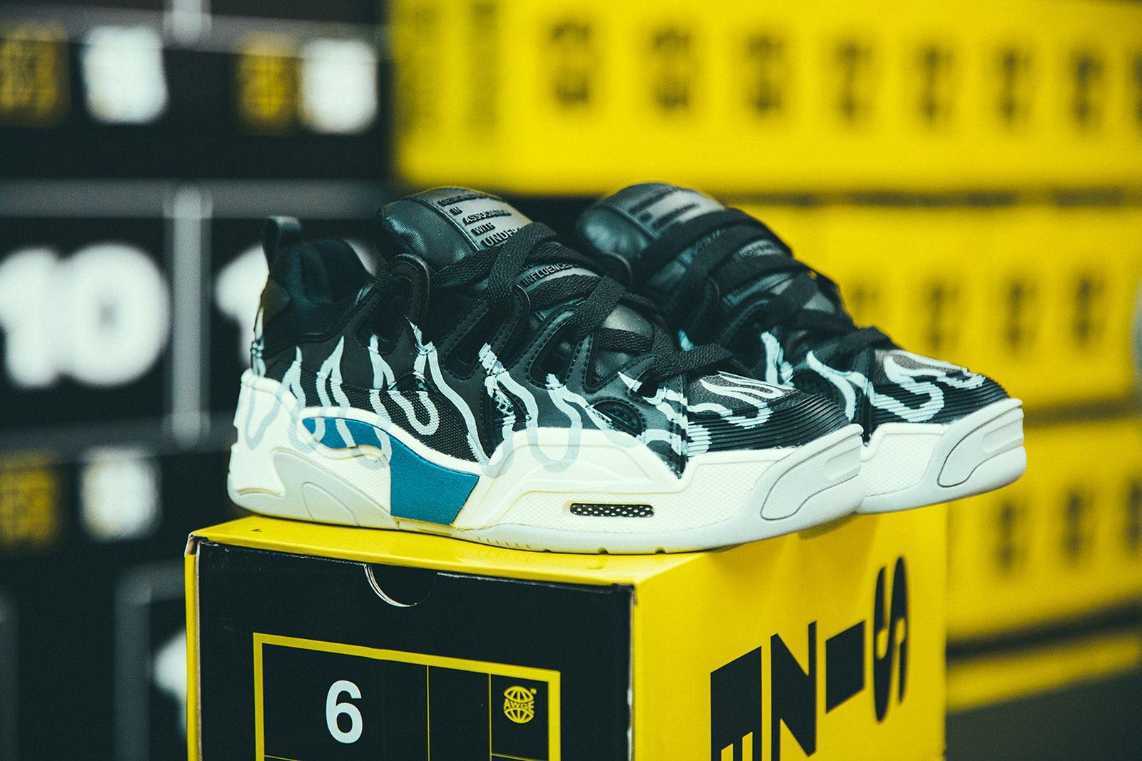 ASAP Rocky Under Armour AWGE Sneakers A$AP Rocky Osiris D3