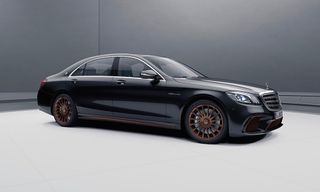 """Mercedes-AMG's """"Final Edition"""" Is the Last S-Class Ever"""