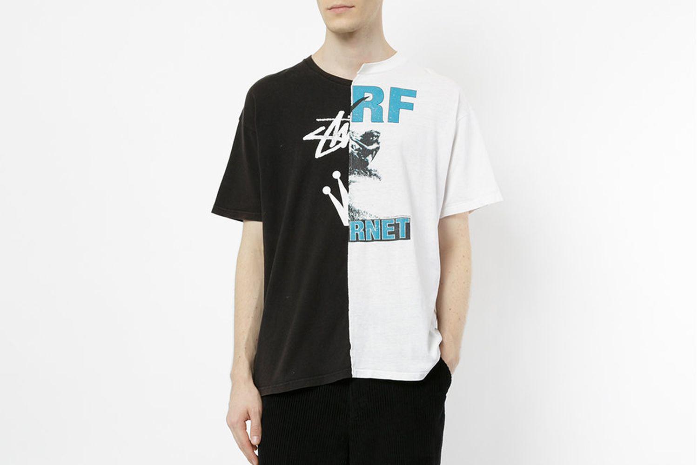 Repurposed Duo Graphic T-Shirt