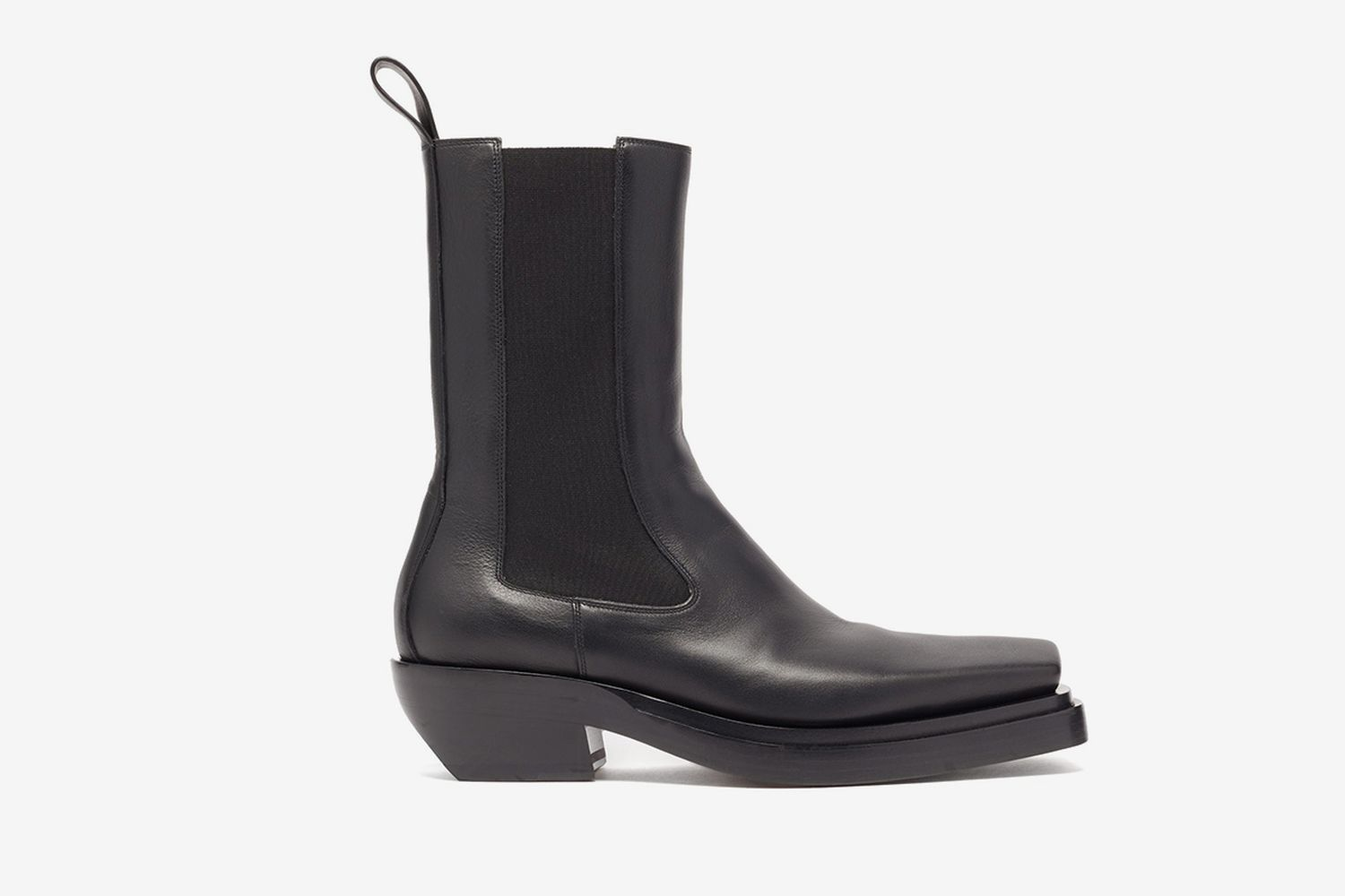 BV Lean Leather Chelsea Boots