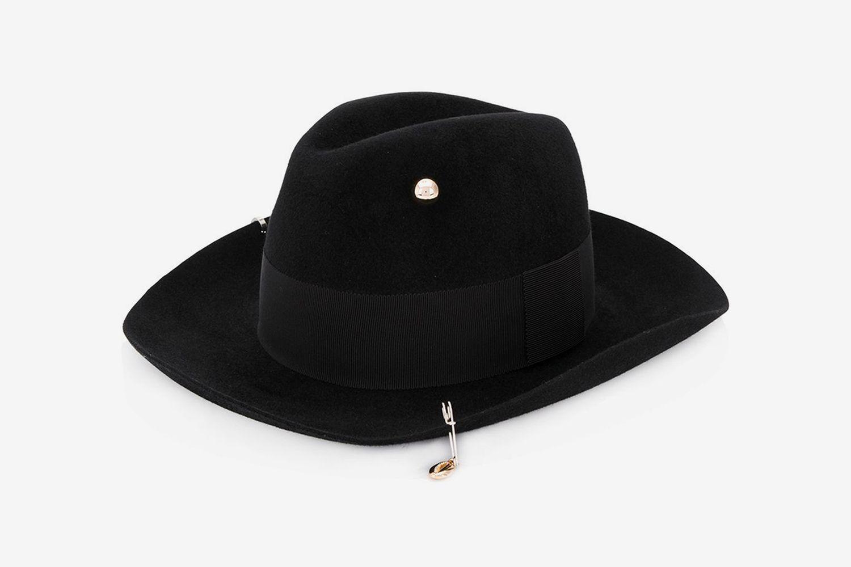 Drawstring Tassel Detail Hat