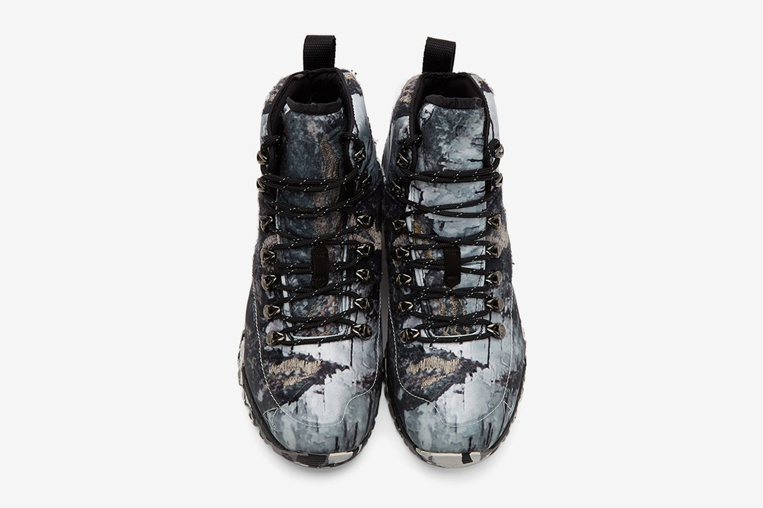 Andreas Lace-Up Boots