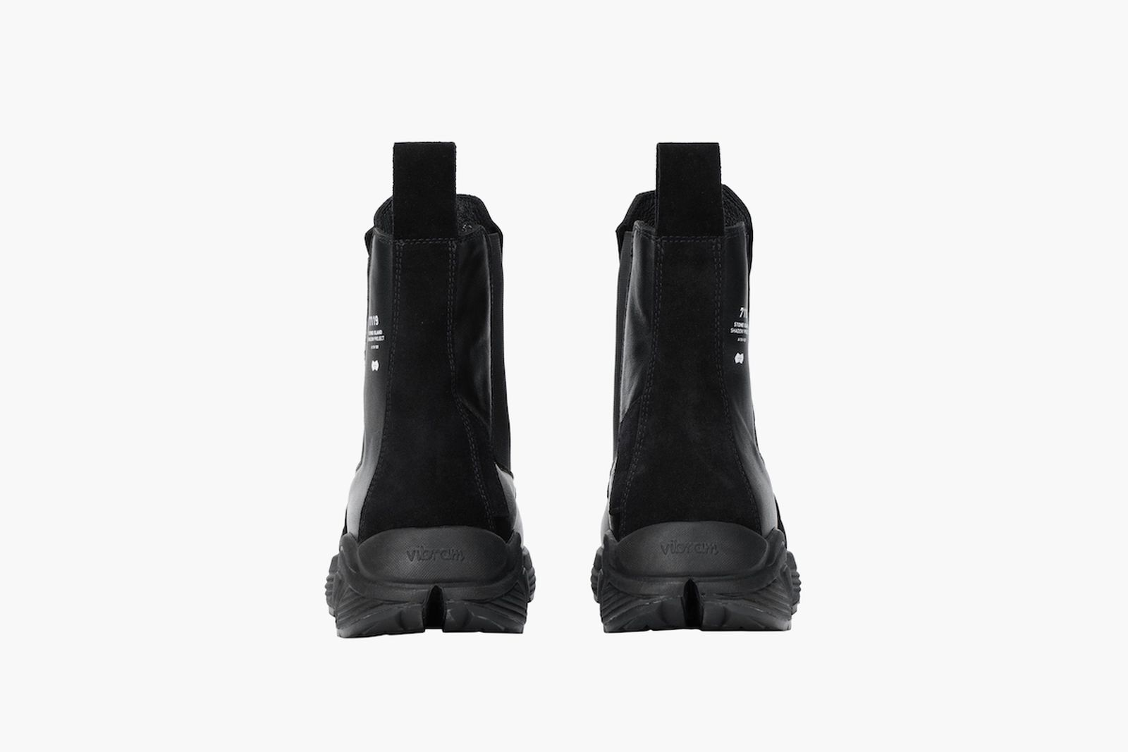 stone island shadow project s0422 slip on boots