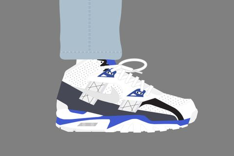 380f76bd Jerry Seinfeld: Best Nike Moments Illustrated