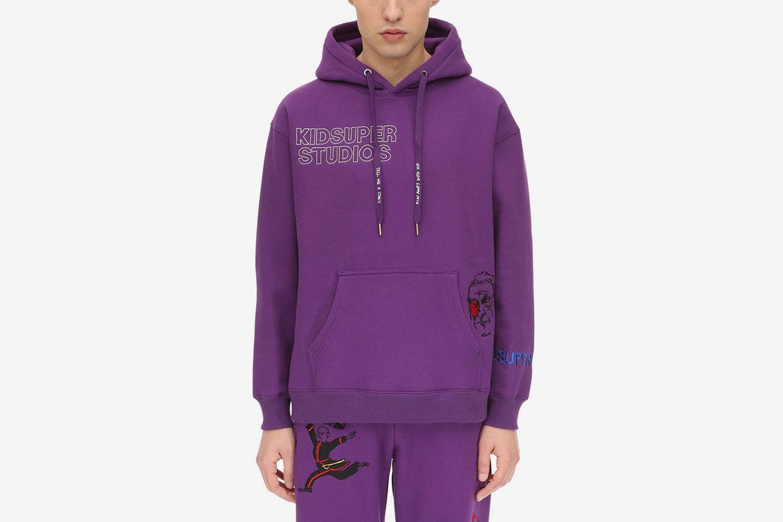 Super Cotton Sweatshirt Hoodie