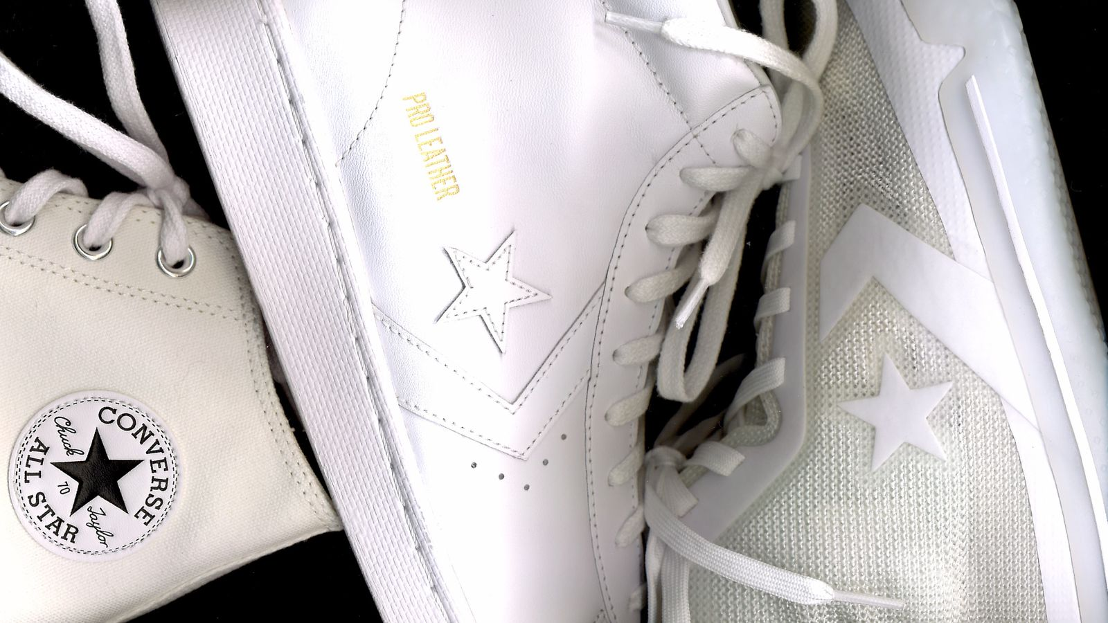 CONVERSE ALL STAR PACK - campaign